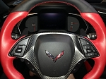 C7 Corvette Stingray/Z06/Grand Sport 2014-2019 Hydro Carbon Fiber Billet Aluminum Paddle Shifters