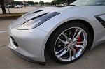 C7 Corvette Stingray/Z06/Grand Sport 2014-2019 Complete Side Marker/Rear Reflector Lens Kit - Clear or Smoked