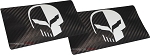 C7 Corvette Stingray/Z06/ZR1/Grand Sport 2014-2019 Airbag Warning Cover Overlays w/ Decal Selection - Pair