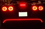 C6 Corvette 2005-2013 Red Lower Brake LED Lighting