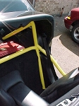 C5 Corvette 1997-2004 Mild Steel Custom Roll Cage - Bolt In/Weld In Options