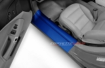 C6 Corvette 2005-2013 Custom Painted Door Sill Guards