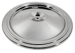 C3 Corvette 1973-1975  Air Cleaner Cover - Chrome - 12in Diameter