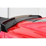 C7 Corvette Stingray/Z06/Grand Sport 2014-2019 APR Carbon Fiber Rear Track Spoiler - Wicker Bill Option
