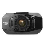 Full HD 1920x1080 Black Car DVR Dash Cam - 170 Degree Angle - Loop Recording