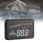 C6 C7 Corvette 2005-2019 OBD 3 Inch Mounted Heads Up Display - Windshield System