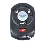 C6 Corvette 2005-2013 Keyless Entry Remote Key Fobs