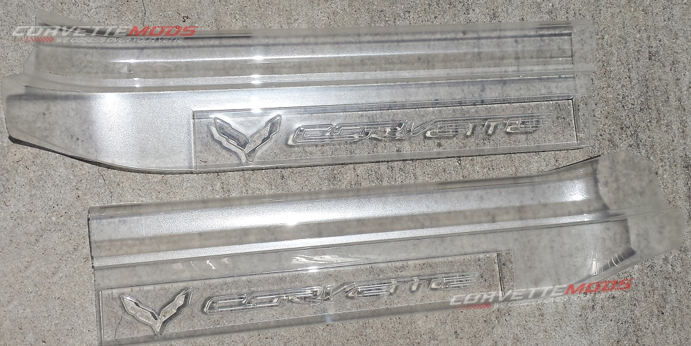 C7 Corvette Stingray Z06 Grand Sport 2014 Door Sill