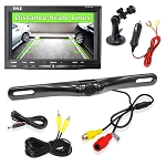 Backup Camera & Monitor Kit w/ 7 Inch Display - Waterproof - Night Vision