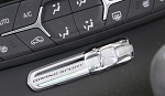C7 Corvette Grand Sport 2017-2019 GM Console Heritage Emblem/Badge