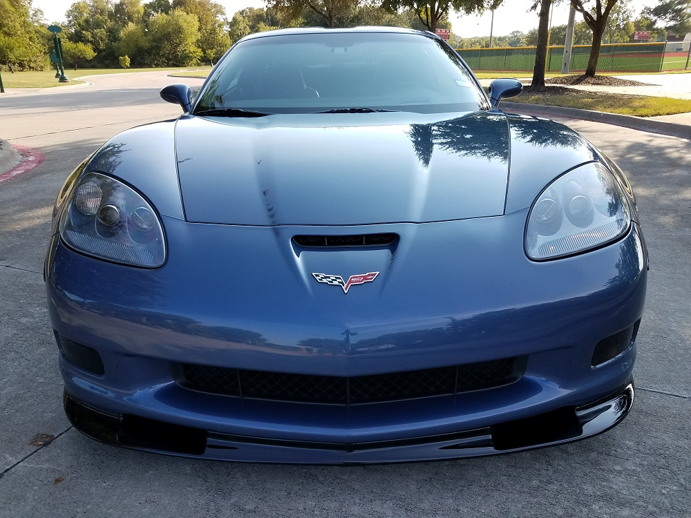 C6 Corvette Z06 Grand Sport Zr1 2006 2013 Fog Light