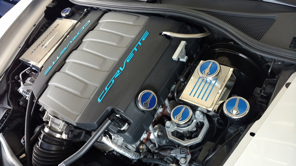 Blue Ford Raptor >> C7 Corvette Stingray/Grand Sport 2014+ Fuel Rail Cover ...