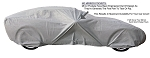 C2 C3 C4 C5 C6 Corvette 1963-2013 Indoor/Outdoor 6-Layer Premium Waterproof Car Cover