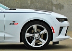Gen 5 Gen 6 Camaro 2010+ Custom Horsepower Decals - Multiple Options - Pair