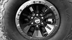 2017+ Ford Raptor Hydro Carbon Fiber Wheel Accents 24pc - Color Selection