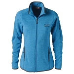 Chevrolet Ladies Sweater Knit Fleece Jacket