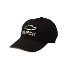 Chevrolet Liquid Metal Cap - Black