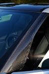 C7 Corvette Stingray/Z06/Grand Sport 2014-2019 Hydro Carbon Fiber A-Pillar Panels