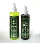 Air Filter Cleaning Kit for Reusable Air Filters