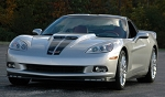 C6 Corvette 2005-2013 ACI High Rise Stinger Hood w/ Air Scoop Inlet
