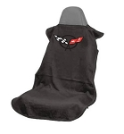 C5 Corvette 1997-2004 Seat Armour Seat Cover Towels