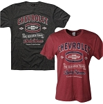 Chevrolet Century Celebration T-Shirt - 2 Color Options