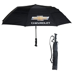 Chevrolet Gold Bowtie Golf Umbrella