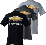 Chevrolet Gold Bowtie T-Shirt - 3 Color Options