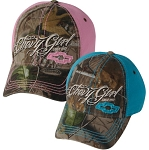 Chevrolet Ladies Chevy Girl Camo Cap - 2 Color Options