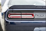 2015-2017 Dodge Challenger Polished Stainless Steel Tail Light Trim - Set of 4