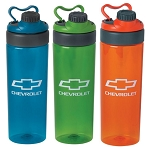 Chevrolet Bowtie & Script H2-GO Bottle - 25oz - 3 Color Options