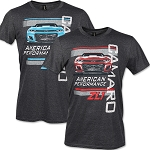 Camaro ZL1 American Performance T-Shirt - Size & Color Options