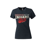 Camaro Girl Chevy Pride T-Shirt - Size Options