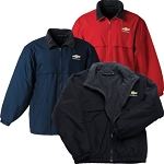 Men's Polar Fleece Jacket w/ Gold Bowtie & Chevrolet Script - Size & Color Options