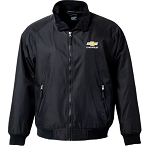 Men's Heavyweight Jacket w/ Gold Bowtie & Chevrolet Script