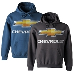 Chevrolet Gold Bowtie Hoodie - Size & Color Options