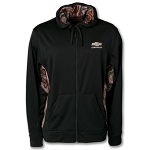 Men's Decoy Camo Jacket w/ Gold Bowtie & Chevrolet Script