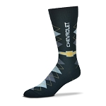 Chevrolet Bowtie Fan Nation Trouser Sock