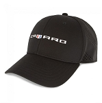 Performance Heritage Fitted Black Cap w/ Camaro Script