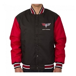 Men's Varsity Black / Red Jacket w/ Camaro Logos - Size Options