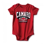 Camaro Future Driver Onesie - Size & Color Options