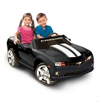 Gen 6 Camaro 2016+ Kids Battery Powered 2 Seater Ride-On - Color Options