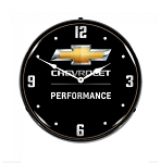 Chevrolet Performance LED Clock - Color Options
