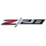 Camaro Z/28 Metal Wall Sign - Size Options