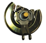 C3 Corvette 1968-1982 New Rear Wheel Bearing Assemblies - Available With or Without Rotor