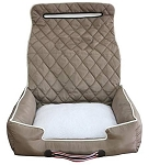 Seat Armour Pet Bed and Car Seat - Color Options