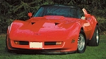 C3 Corvette 1973-1974 ACI Custom 1980-1982 Style Front Bumpers - Style & Material Options
