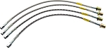 C5 Corvette 1997-2004 Stainless Steel Brake Line Kit