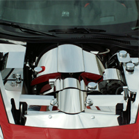Engine Dress-Up - Stainless