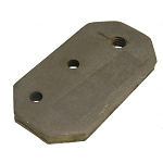 C3 Corvette 1968-1974 Seat Mount Rear Under Body Nut Plate